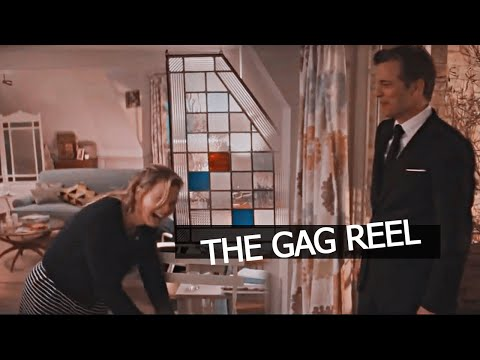 Bridget Jones's Baby -  the gag reel | Colin Firth, Renee Zellweger, Patrick Dempsey