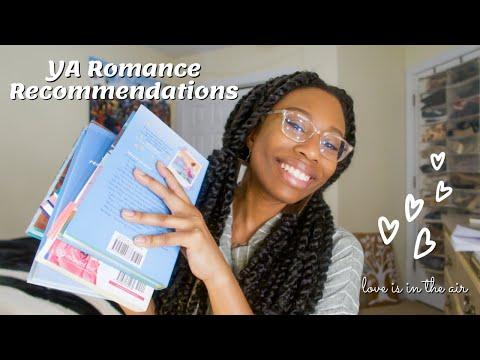 YA Romance Book Recommendations 💗