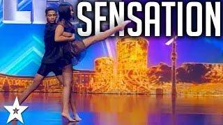 AMAZING DANCERS on SA's Got Talent 2017