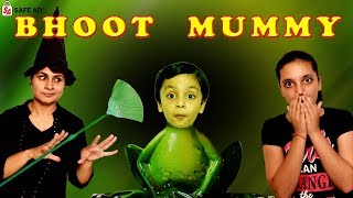 Moral Story for Kids | BHOOT MUMMY | #Fun #Roleplay #Bloopers | Good Habits | Aayu and Pihu Show