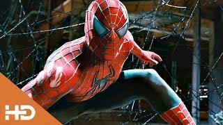 Человек-паук против Венома ✶ Человек-паук 3: Враг в отражении (2007) ✶[Лучшие моменты]
