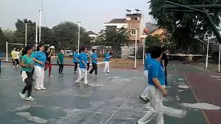 Mama hoa pang dance