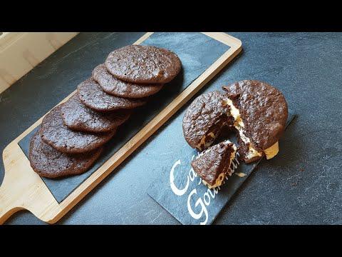 recette-cookies-fondant-aux-chocolat-🍪-/-recette-simple-et-rapide