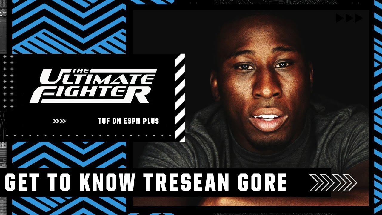 TUF EXCERPT: Getting to know Tresean Gore | ESPN MMA