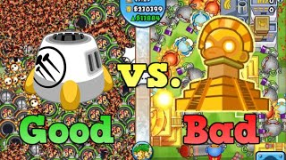 The Only Challenge Where Pop And Awe Is Useful (Bloons TD 6)