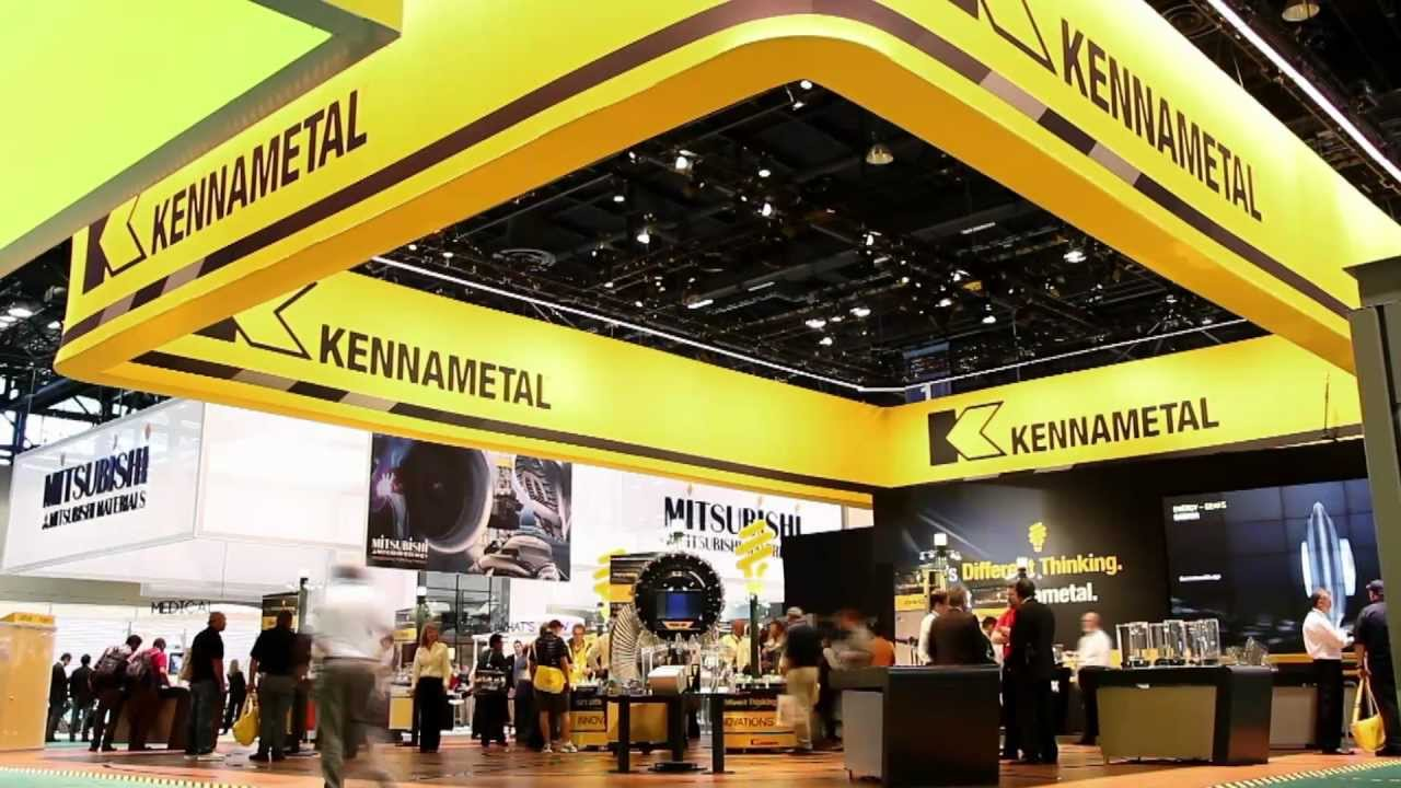 Kennametal IMTS 2012 - Chicago, IL - YouTube