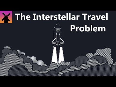 The Big Problem With Interstellar Travel