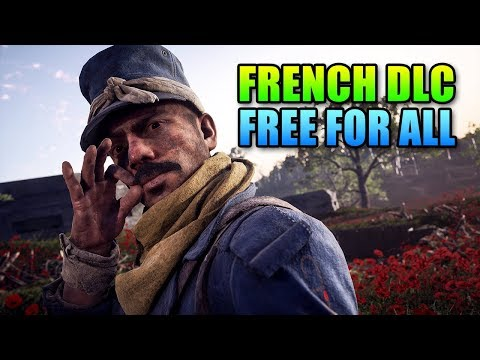 Best DLC Now FREE! | Battlefield 1 They Shall Not Pass