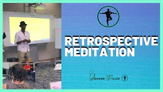 Retrospection Meditation to Reduce Worry and Anxiety |  How to take Care of Yourself Series