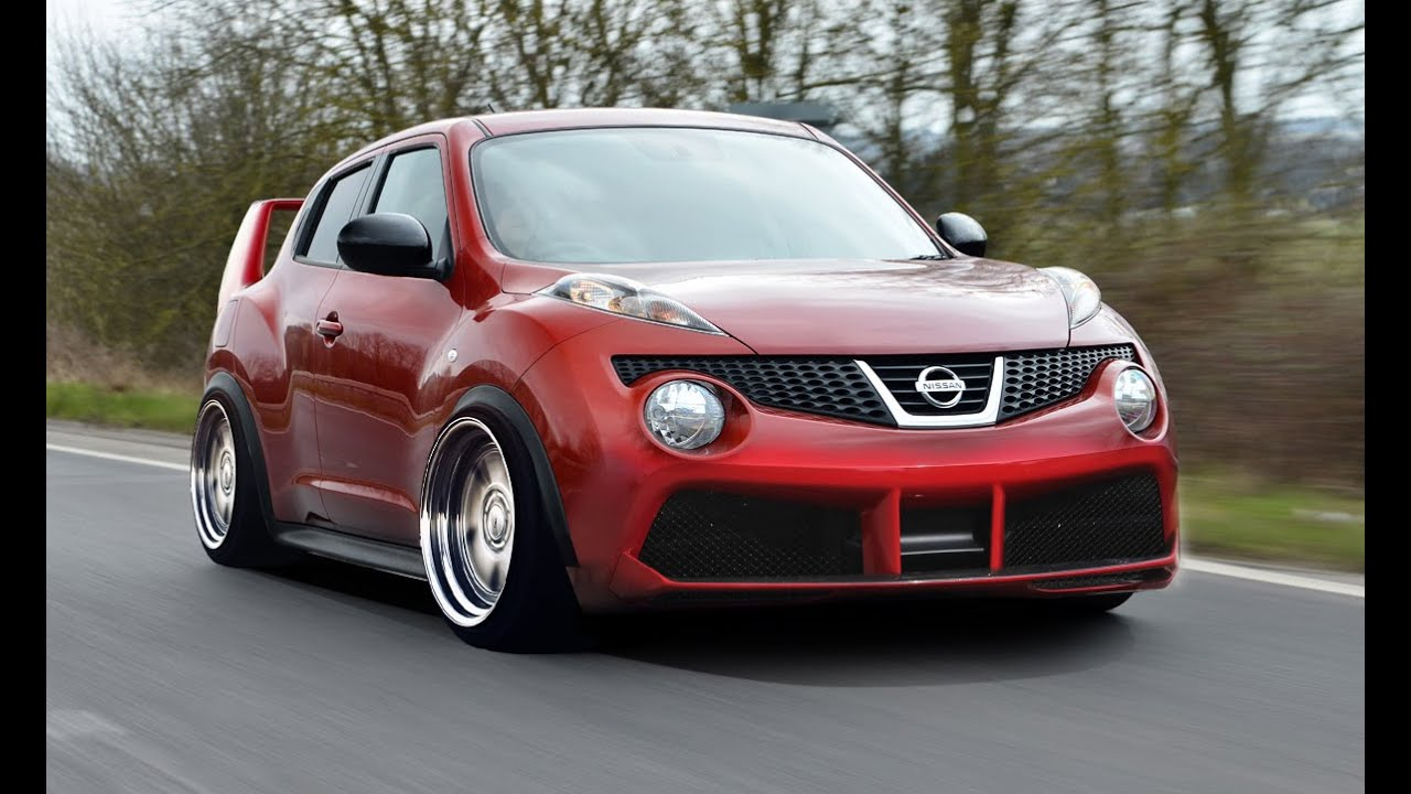 Nissan Juke 2016 >> Virtual Tuning - Nissan Juke #112 - YouTube