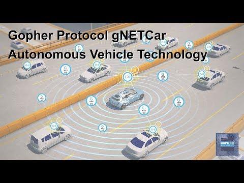 gNETCar Autonomous Vehicle Technology by Gopher Protocol - GOPH
