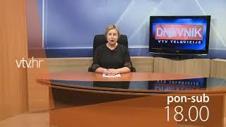 VTV Dnevnik najava 10. srpnja 2019.