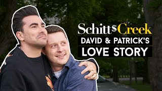 David and Patrick's Love Story - Schitt's Creek