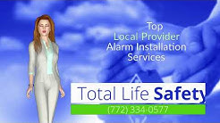 ALARM SYSTEM SERVICE STUART FLORIDA TOTAL LIFE SAFETY CORPORATION ALARM MONITORING
