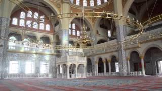 The Nizamiye Mosque, a turkish wonder