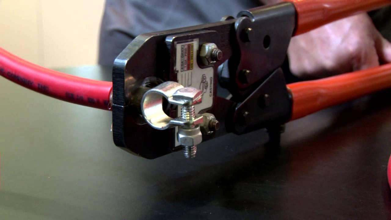 medium resolution of battery terminal crimping