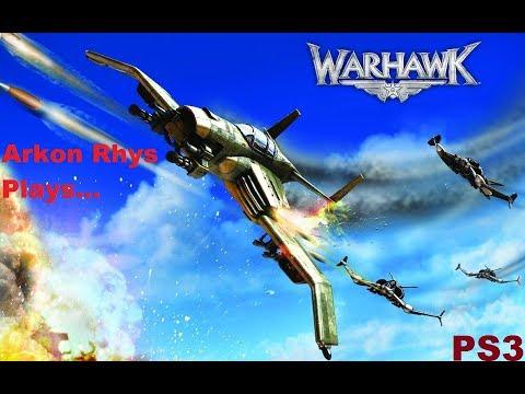 Warhawk Pilot's Licence & Warhawk Platinum! PS3