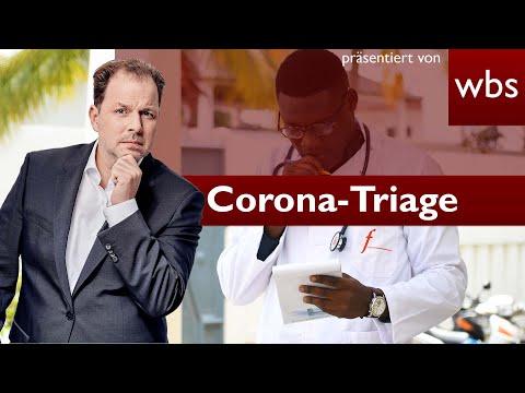 Corona Triage: Ärzte entscheiden über Leben und Tod