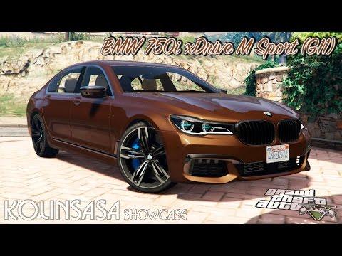 BMW 750i xDrive M Sport (G11) [add-on]