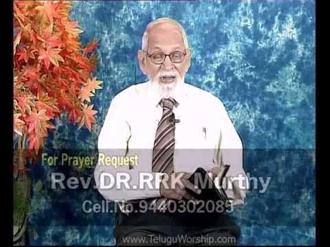 We Belong To JESUS - R R K Murthy - Telugu Christian Message