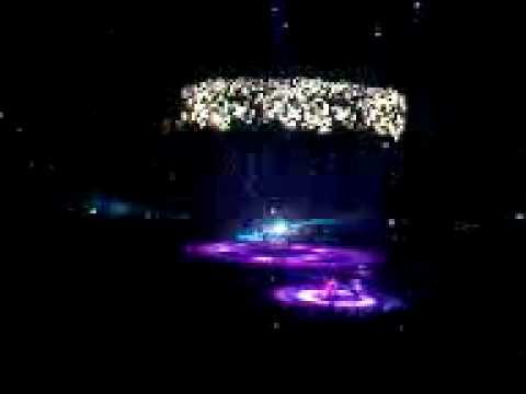 Britney Live CircusTour Stockholm 13/7 - 09