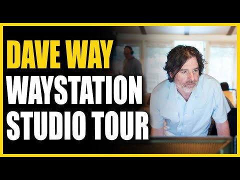 Dave Way Interview & Studio Tour Pt. 2 - Warren Huart: Produce Like A Pro