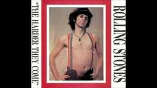 The harder they come by The Rolling Stones (a cover of Jimmy Cliff ...