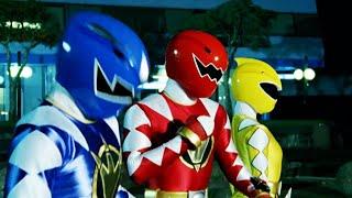 Day of the Dino  Power Rangers Dino Thunder  Episode 1  2  Full Episode  Power Rangers Official