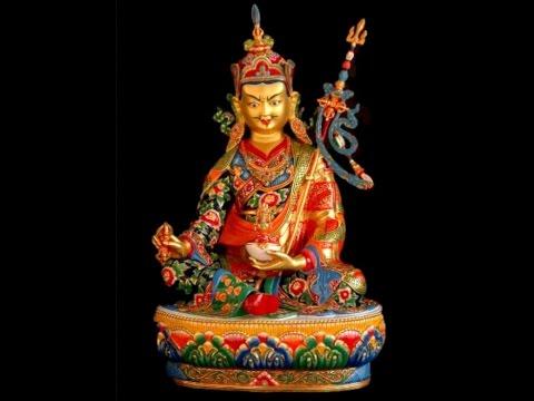 Guru Rinpoche Prayer Removing Obstacles 莲师意乐成就祈请颂 / + Padmasambhava Guru Rinpoche mantra/莲花生大士心咒