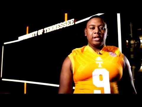 Shy Tuttle Highlights - Tennessee Vols Football