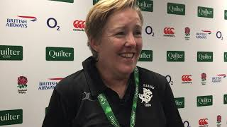 Barbarians coach Anna Richards on most memorable moments coaching the side