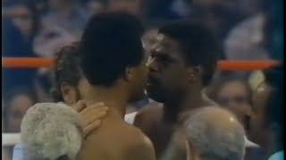 George Foreman vs Ron Lyle (Full 1976 fight broadcast)
