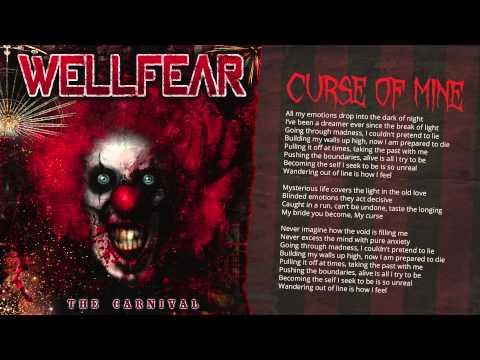 Wellfear - Curse of Mine (Audio w/lyrics)