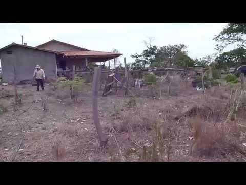 Carneiro Hidráulico Sítio Chapadinha em Santa Cruz-GO Parte 1