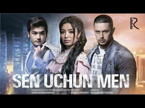 Sen uchun men (o'zbek film) | Сен учун мен (узбекфильм) #UydaQoling - Видео онлайн
