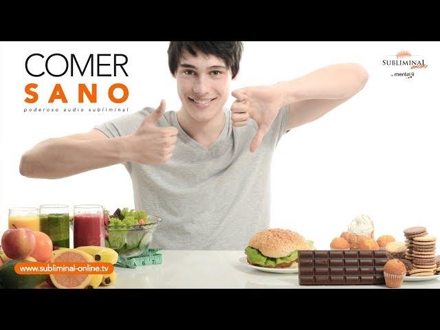 comer y adelgazar subliminal