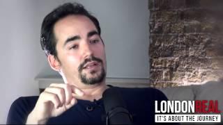 Peter Joseph / The Zeitgeist Movement on  London Real, July 2014