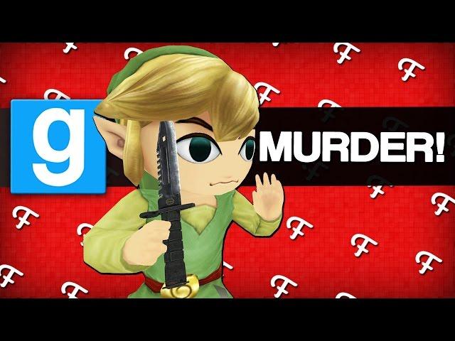 Gmod: Simon Says & Benny The Kid! (Garry's Mod Murder