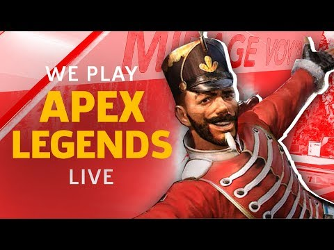 Apex Legends Holo-Day Bash | GameSpot Live
