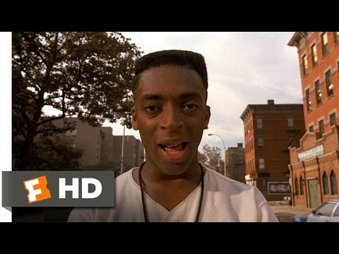 Do the Right Thing 510 Movie   Racist Stereotypes 1989 HD