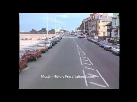 Bus Ride through Rhyl 1988