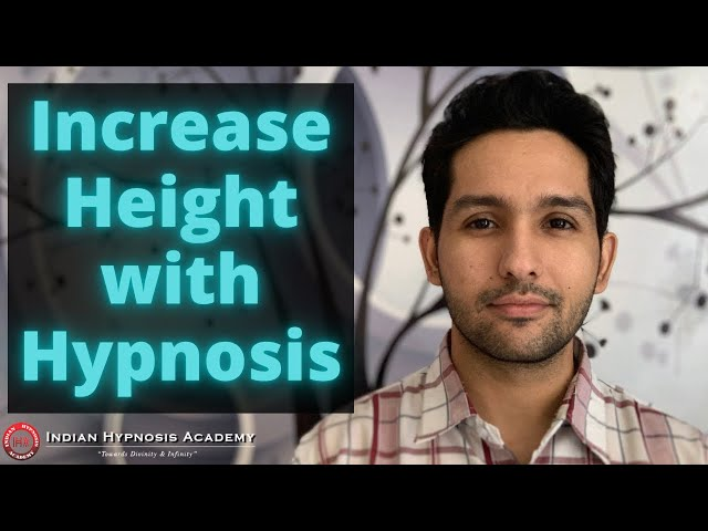Increase Your Height | Become Taller | Online Hypnosis Session by Tarun Malik (in English)