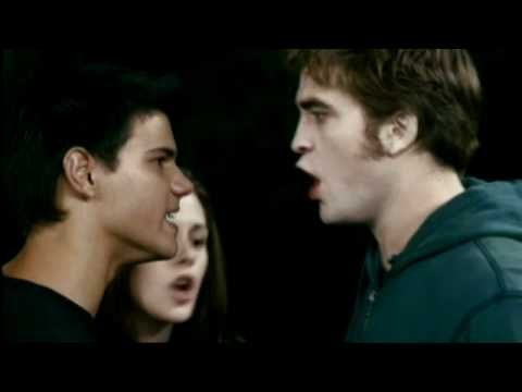 Twilight Eclipse | Edward confronts Jacob FIRST LOOK US (2010)