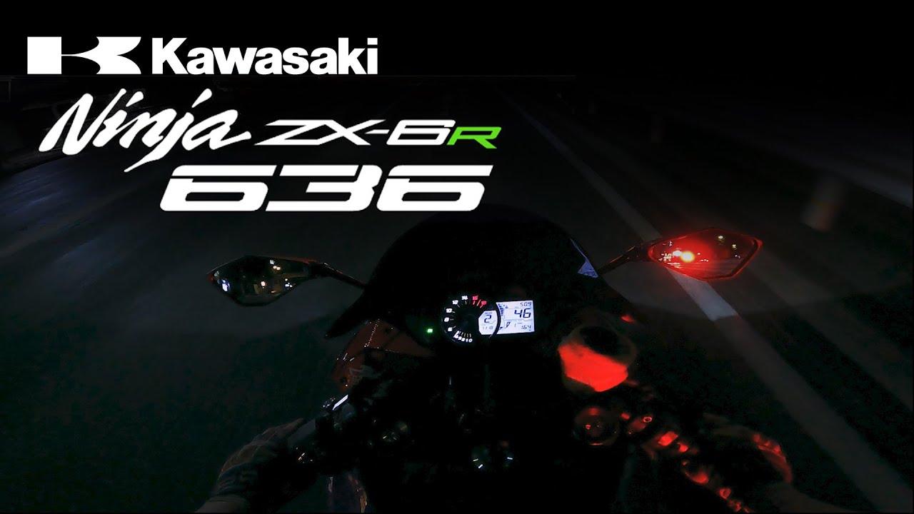 【イヤホン又はヘッドホン推奨🎧】#8 IKAZUCHI サウンドで魅了されろ!! Kawasaki ZX-6R (ZX636G)