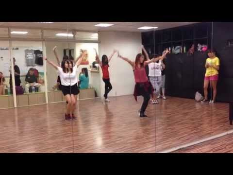 Janet's Jazz Class @ MM公館 Rope Burn by Janet Jackson