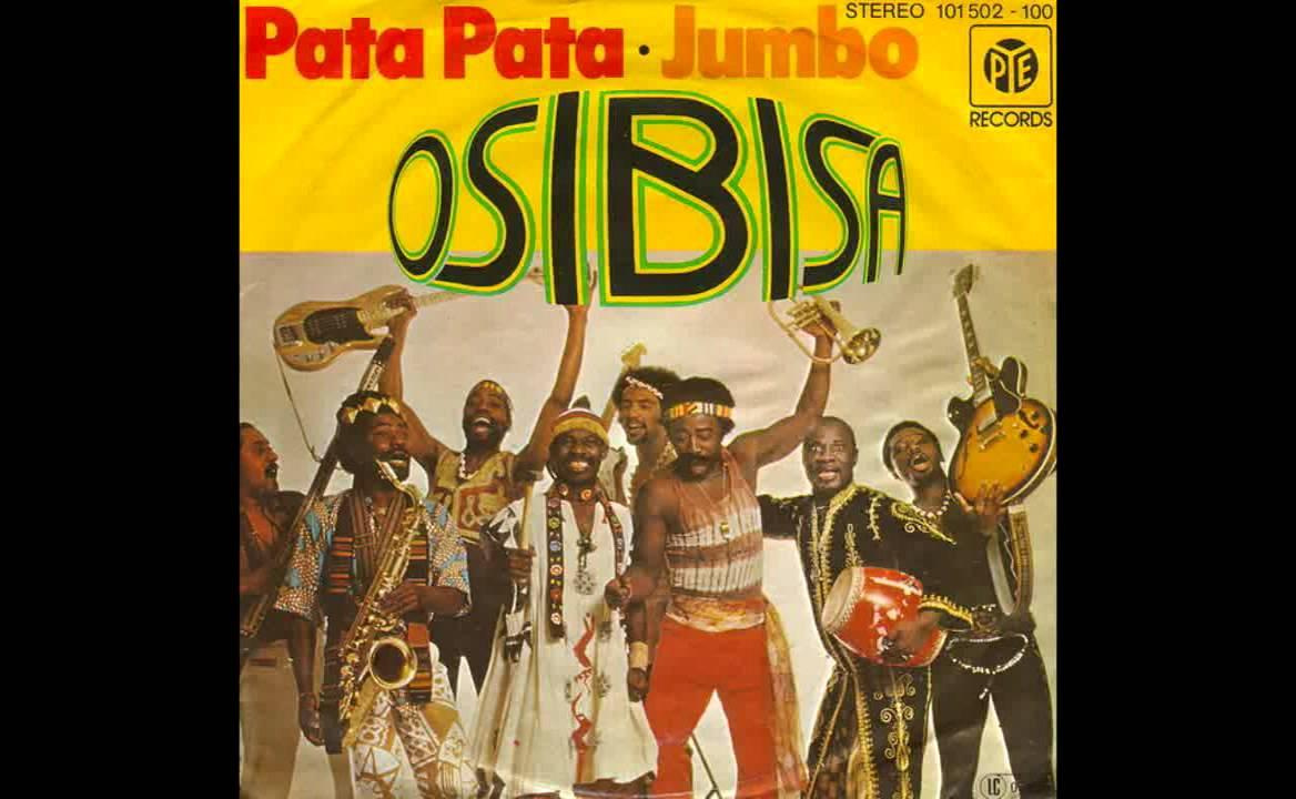 05cc3a8503c Osibisa - Pata Pata (Miriam Makeba Cover) - YouTube