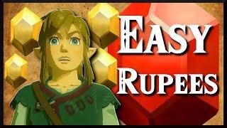 [Zelda Breath of the Wild] Easy Rupee Farming