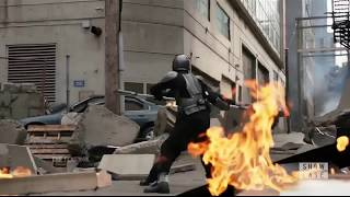 Команда Супергерл против Реи и армии Даксамитов в сериале