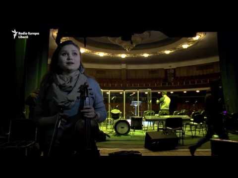 Bucurii și Regrete. Violonista Lia Rusu, Despre Anul 2016 (Radio Europa Liberă)