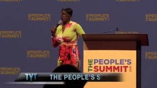 Nina Turner Refuses To Fall In Line